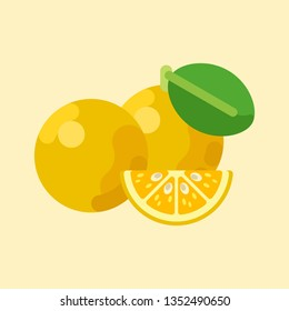 Yuzu Orange 1