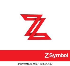 Z company vector logo and symbol Design