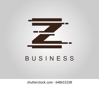 Z Logo. Z Letter Icon Design Vector