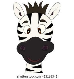 Zebra Cartoon Images Stock Photos Vectors Shutterstock