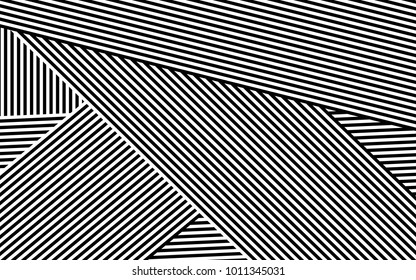 black diagonal lines on white background stock vector royalty free