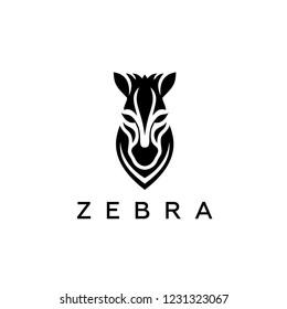 Zebra Logo Design Inspiration