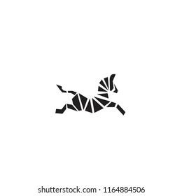 zebra logo icon designs