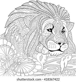 Detailed Colorful Animal Gorseller Stok Fotograflar Ve Vektorler