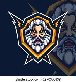 Zeus E sport logo Team