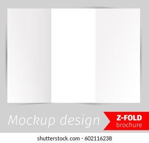 Z-fold Images, Stock Photos & Vectors | Shutterstock