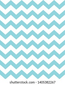 zig zag pattern, light blue chevron background