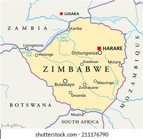 Map Of Africa Zimbabwe.Zimbabwe Map Images Stock Photos Vectors Shutterstock