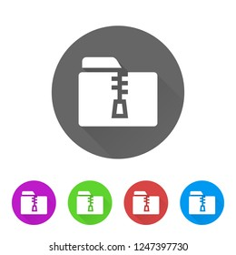 Zip Folder - App Icon