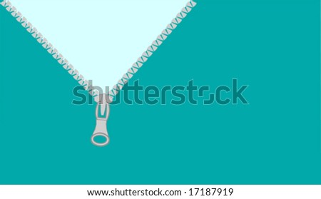 zipper business card background design stock vector royalty free