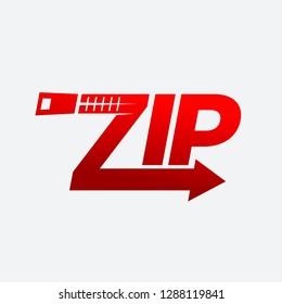 Zipper Vector Logo