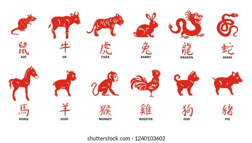 Zodiac Animal High Res Stock Images Shutterstock