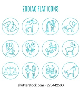 Zodiac Icon Images Stock Photos Vectors Shutterstock