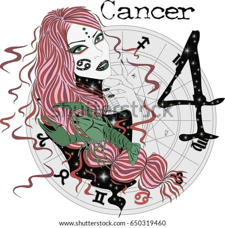 girl cancer sign