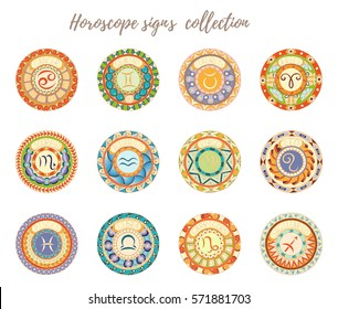 Horoscope Symbols Images, Stock Photos & Vectors | Shutterstock