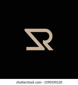 ZR or RZ logo and icon designs