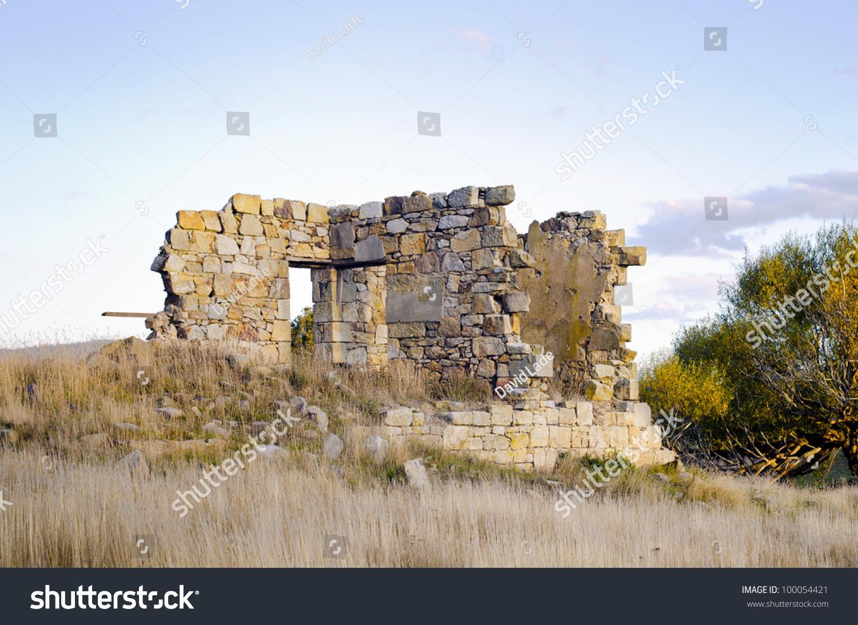 Oatlands Australia  City new picture : ... Of Oatlands, Tasmania, Australia Stock Photo 100054421 : Shutterstock