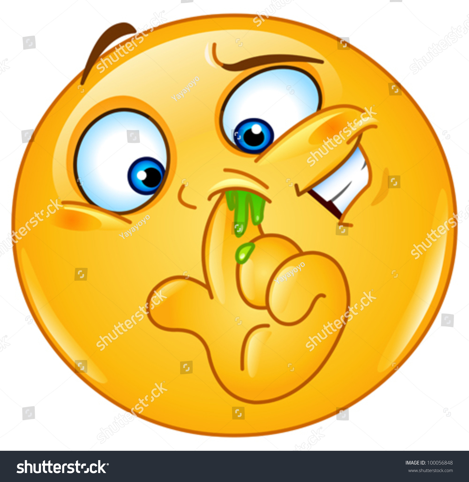 Disgusted Face Clip Art disgusted face stock vectors & vector clip art ...