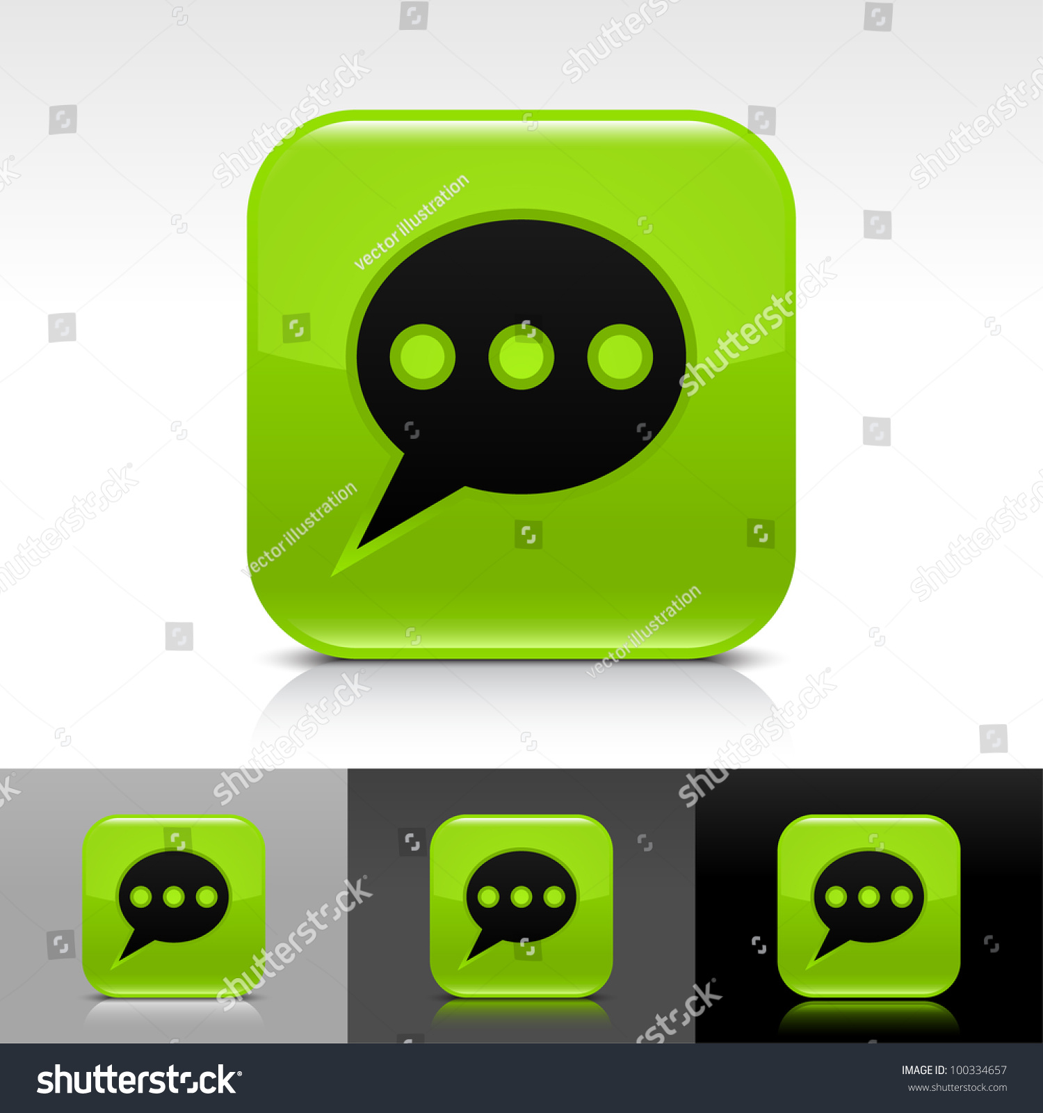green chat room