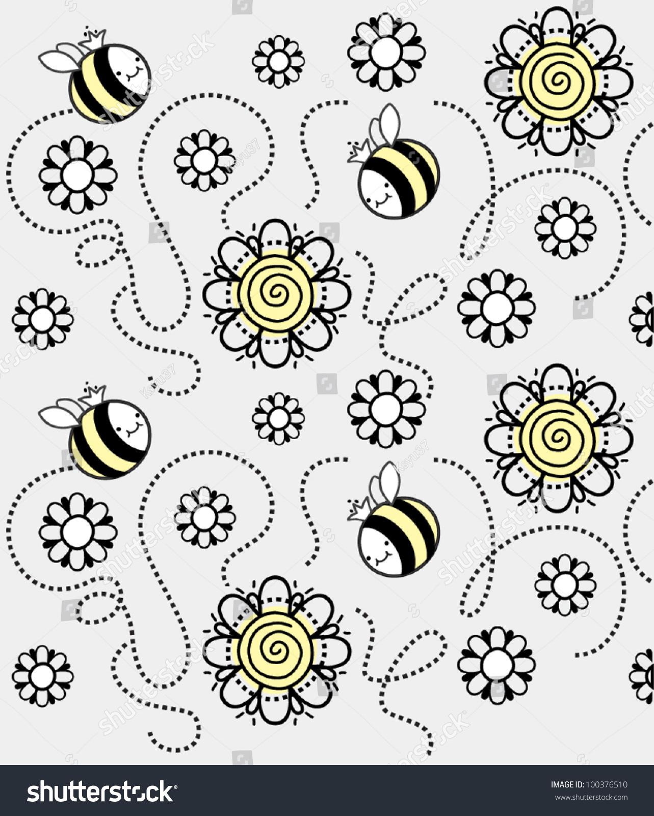 生物和花的动物-模式/野生鸽子,抽象-海洛创意蜜蜂不忍心杀图片