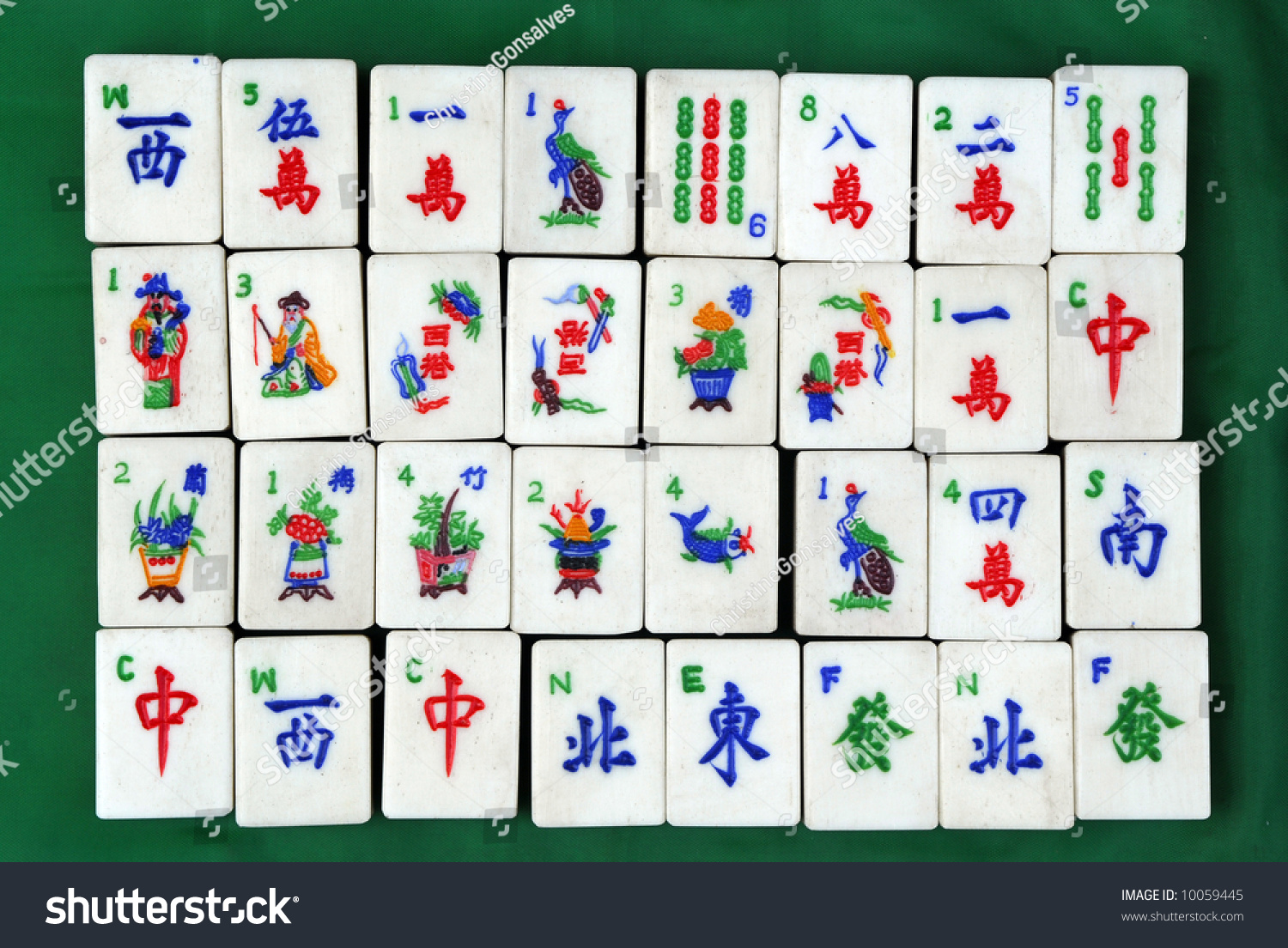 Mah jong tiles floor and decorations database floor and chinese mahjong tiles stock photo royalty free 10059445 shutterstock chinese mahjong tiles shiifo ppazfo