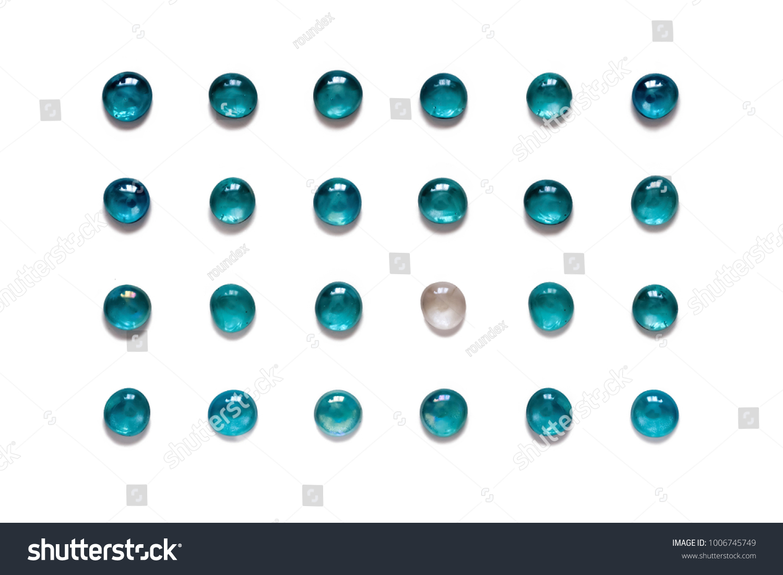 Shiny Glass Stones Handicrafts Handmade Home Stock Photo Edit Now