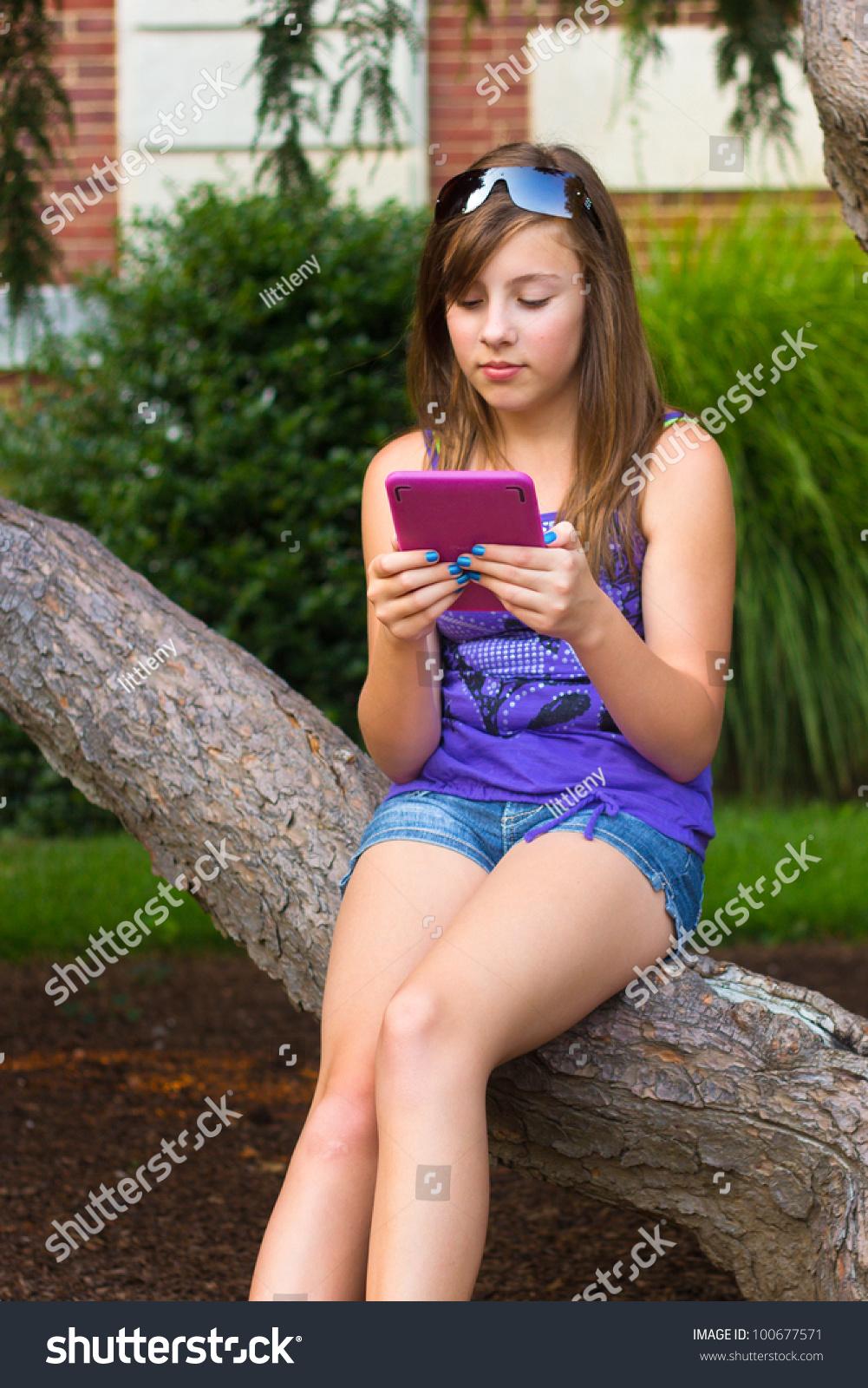 Teen Anal Outdoor