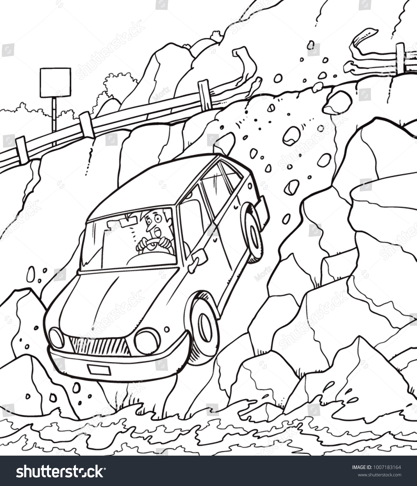 Magnificent How To Draw A Car Accident Inspiration - Electrical ...
