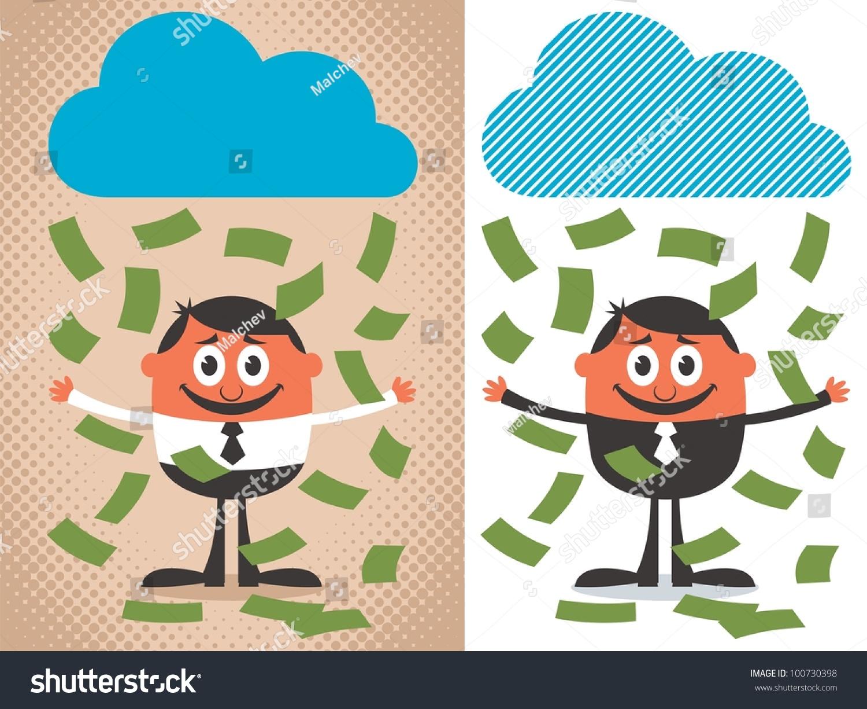 Raining Money Cartoon | www.pixshark.com - Images ...