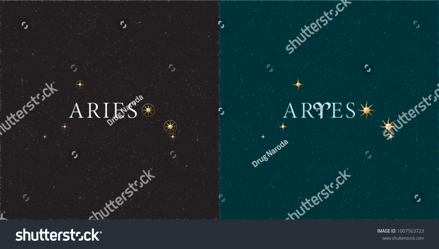 Zodiac constellation aries chiseled stars logo stock vector zodiac constellation aries chiseled stars and logo lettering with aries zodiac sign symbol white and biocorpaavc Gallery