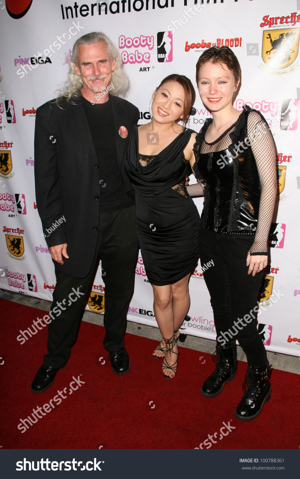 Photos and Pictures - Canden Toy, Reiko Yamaguchi and