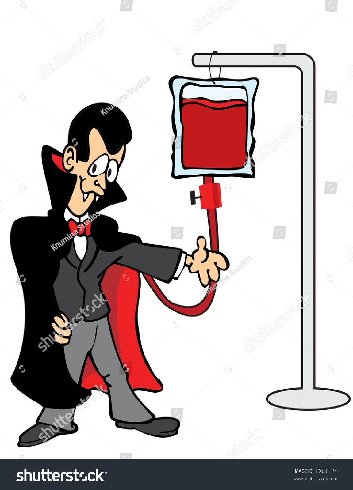 vampire donating blood stock photo 10080124 shutterstock dracula clip art craft dracula clipart black and white