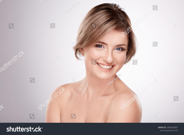 Nude smile Nude Photos 5