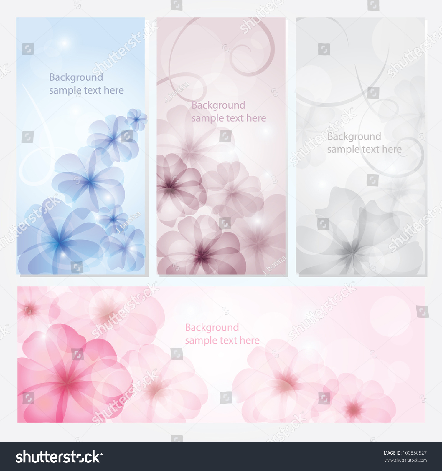 Peony flower isolated on white stock vector 368014568 shutterstock - Vector Card Set With Floral Ornament Design