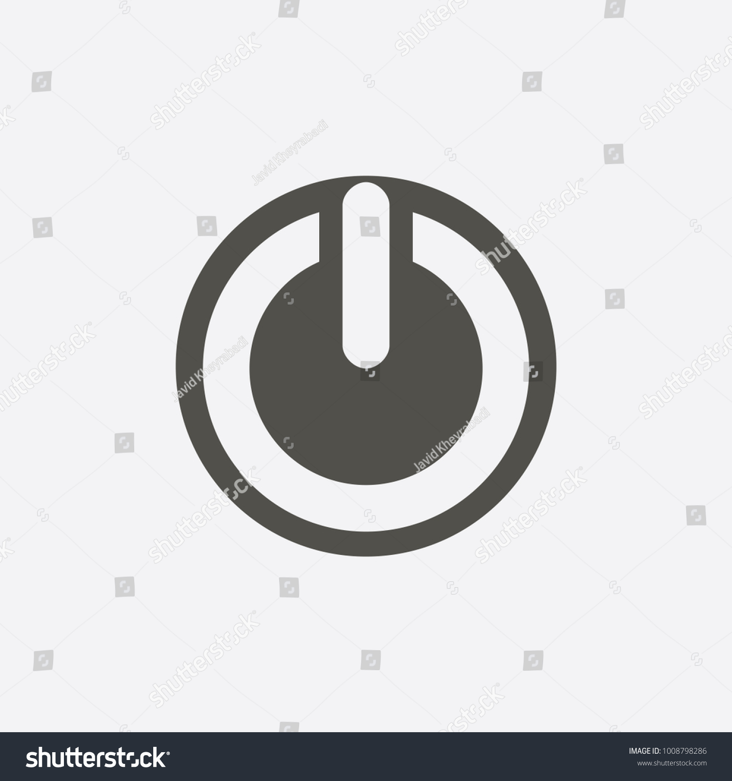 On and off switch symbol circle graph examples generate er diagram fantastic switch off symbol images wiring diagram ideas stock vector on off switch vector icon 1008798286 biocorpaavc Images