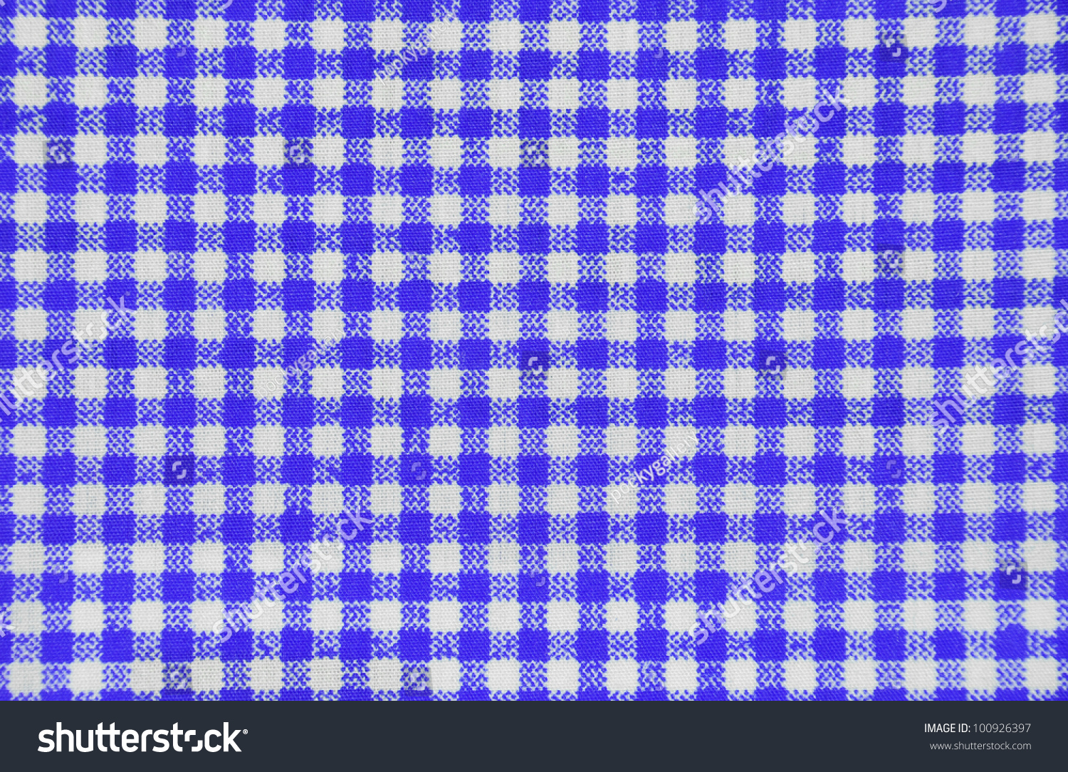 Blue tablecloth background - Blue Tablecloth Background