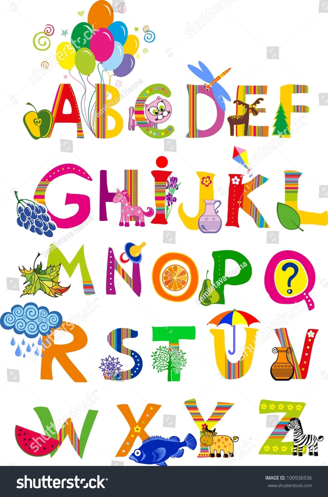 Gallery For gt Abc Letters Design
