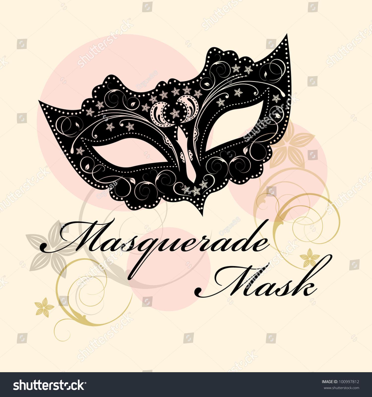 Invitations Masquerade as beautiful invitations layout