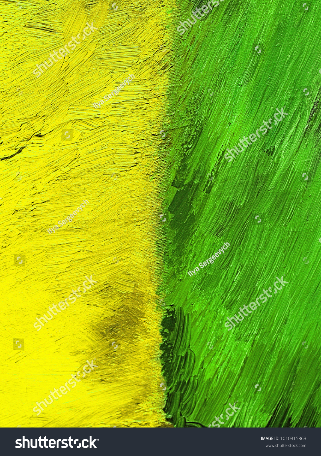 Canvas Hand Drawn Abstract Pale Green Stock Illustration 1010315863 ...