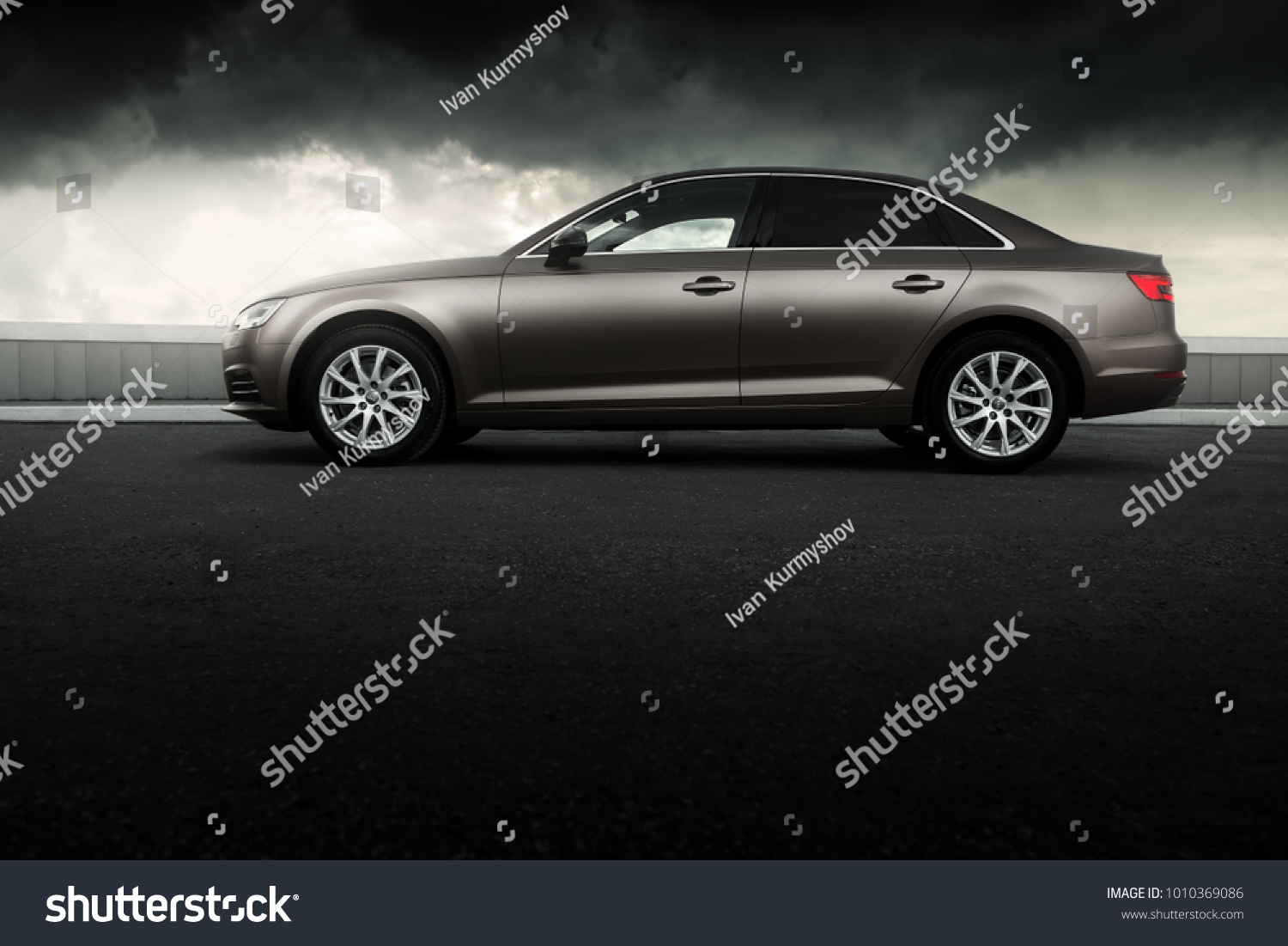 Moscow Russia July 04 2017 Car Stock Photo Edit Now 1010369086