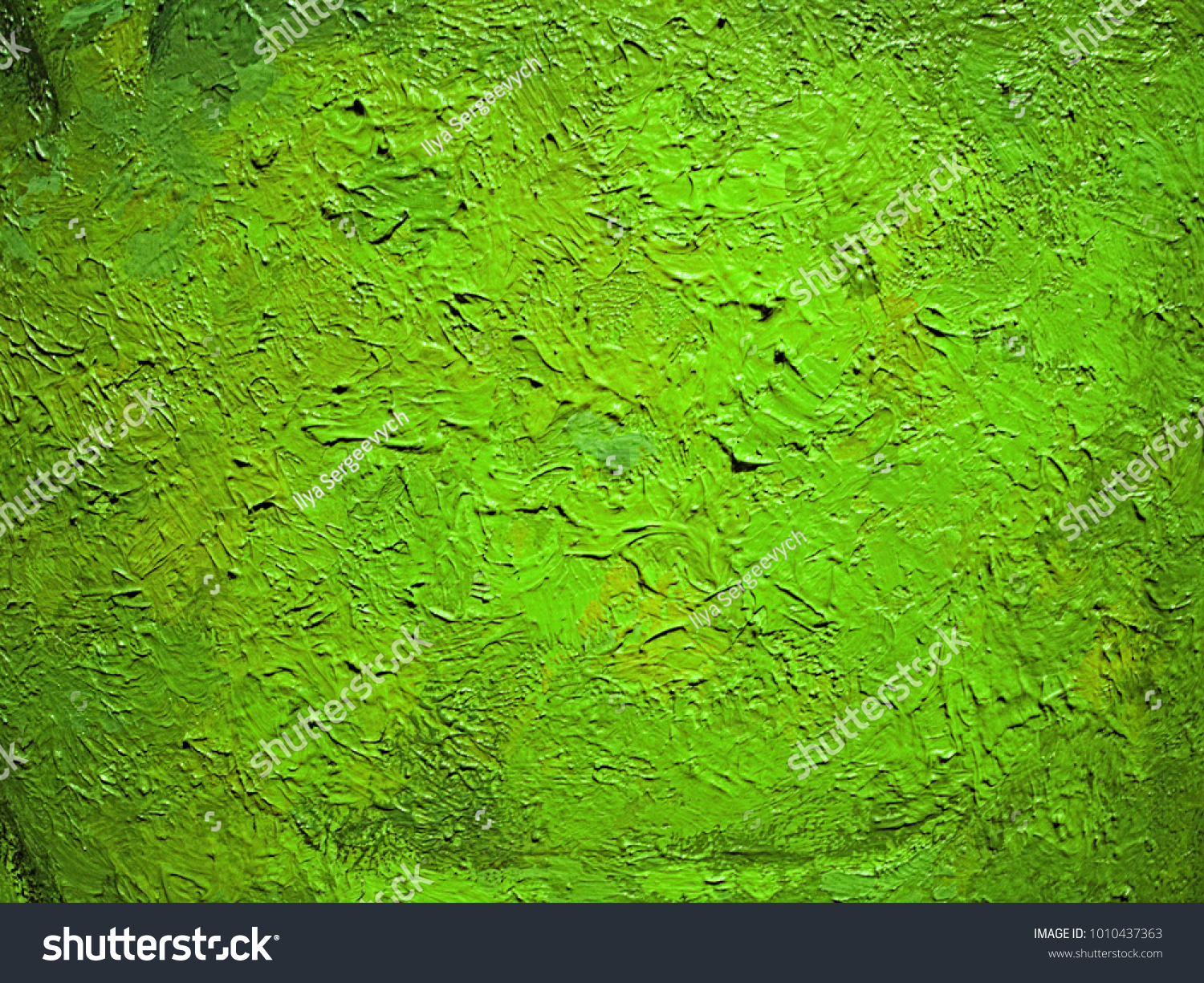 Canvas Hand Drawn Abstract Pale Green Stock Illustration 1010437363 ...