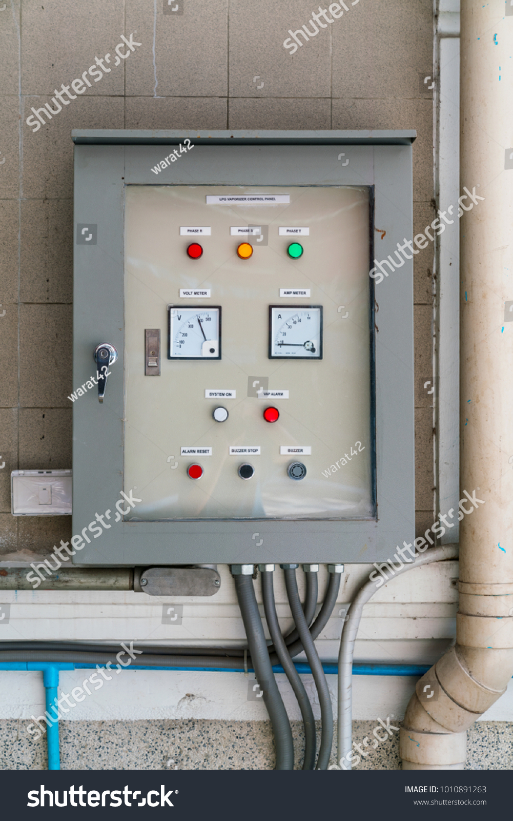 Funky Switchboard Connection Sketch - Electrical and Wiring Diagram ...