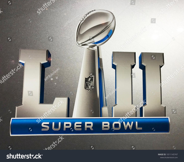 Minneapolis mnusa january 26 2018 super stock photo 1011145747 minneapolis mnusa january 26 2018 super bowl lii decal on biocorpaavc