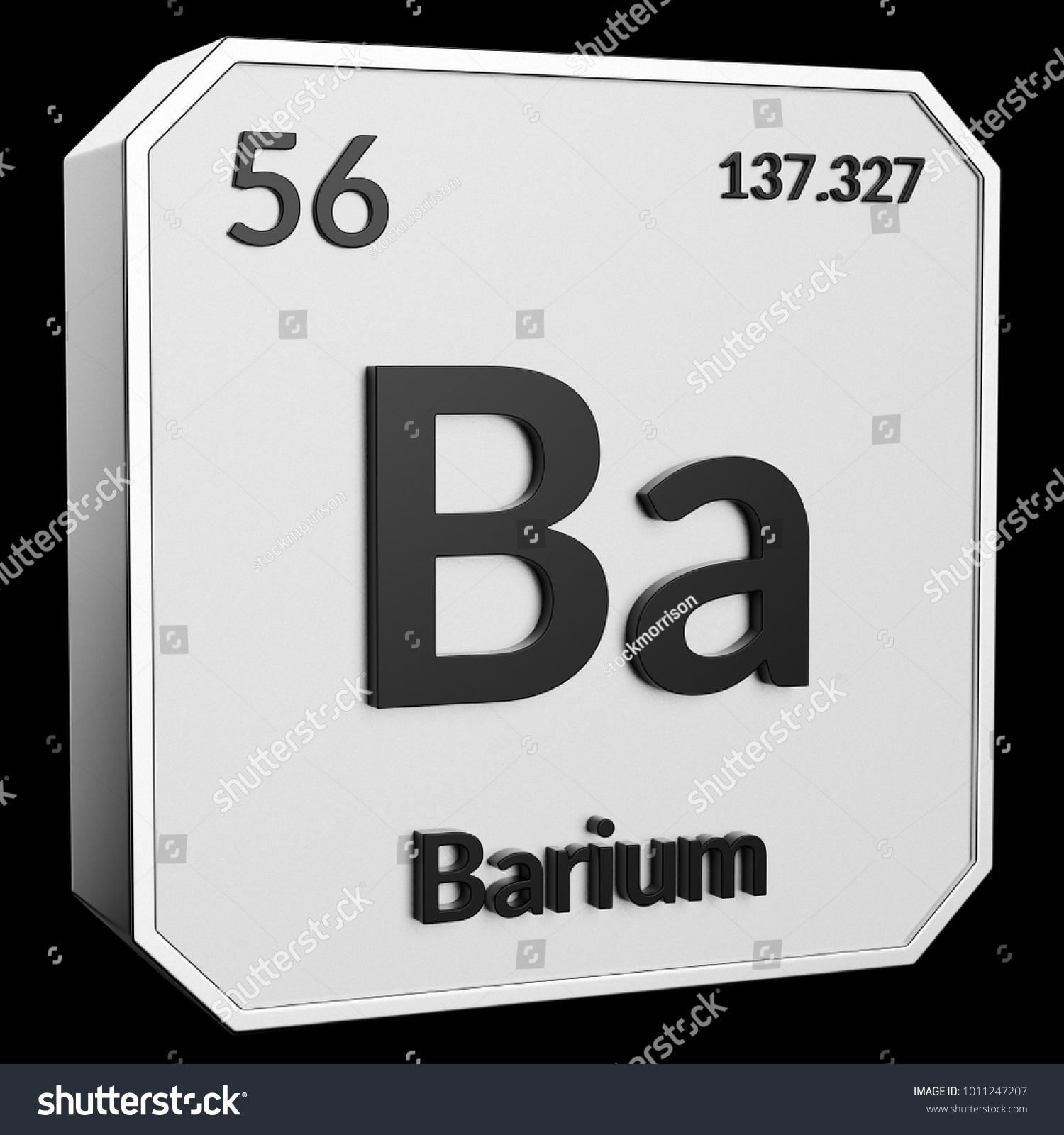 The namesake symbols image collections symbol and sign ideas chemical symbol of barium choice image symbol and sign ideas 3d text chemical element barium atomic buycottarizona
