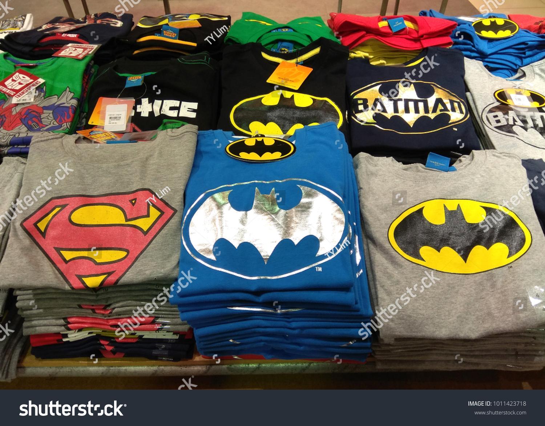 superman t shirt malaysia
