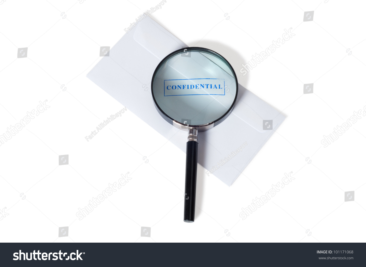 Privacy Word Magnifying Glass Online Security Identity ...
