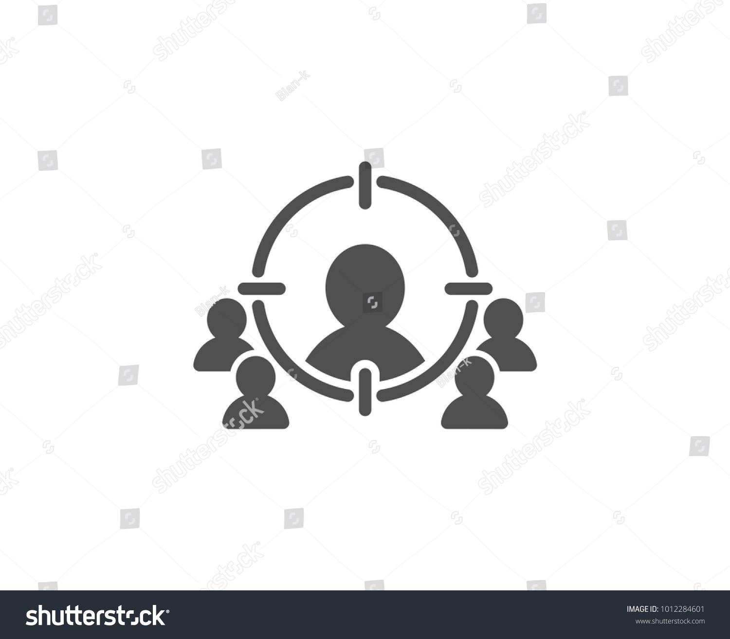 Business targeting simple icon marketing target stock vector business targeting simple icon marketing target stock vector 1012284601 shutterstock buycottarizona Image collections