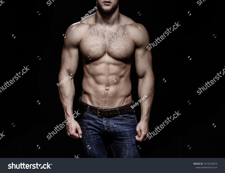 Nude man naked very