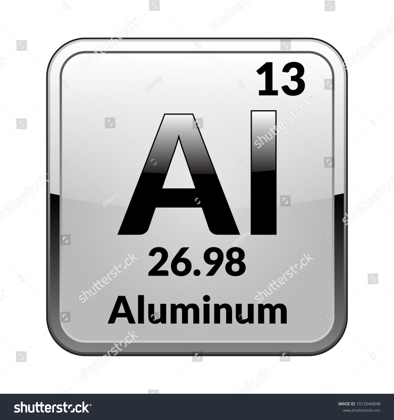 Element silver symbol gallery symbol and sign ideas aluminum symbolchemical element periodic table on stock vector aluminum symbolemical element of the periodic table on urtaz Gallery