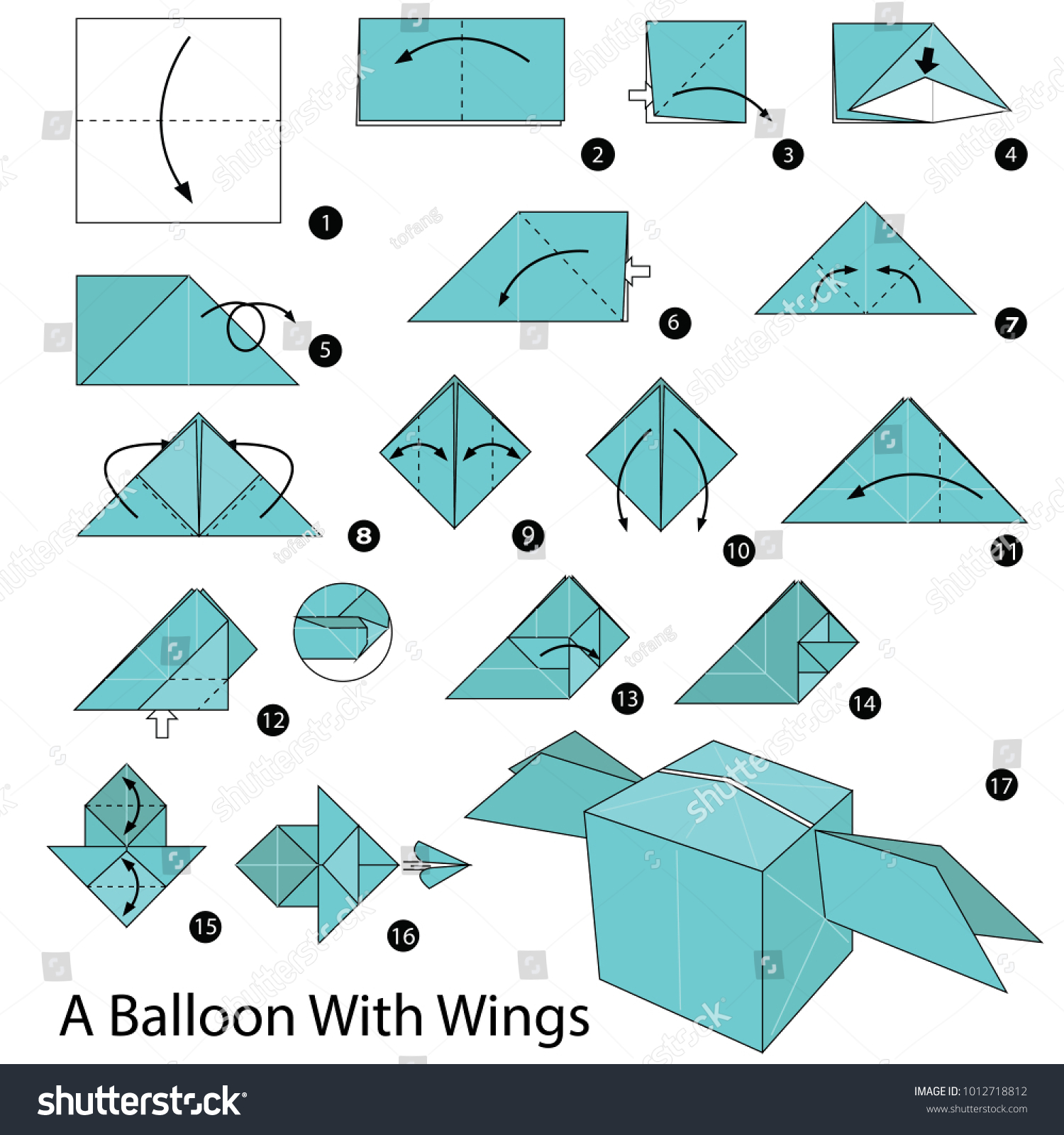 Kawaii Origami: Super Cute Origami Projects for Easy Folding Fun ...   1600x1500